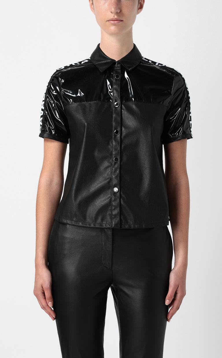 JUST CAVALLI Short sleeve shirt Woman r