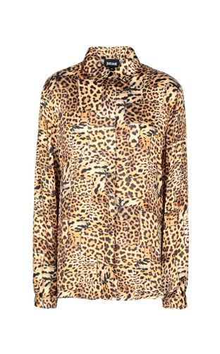 JUST CAVALLI Dress Woman Short dress with sequins f