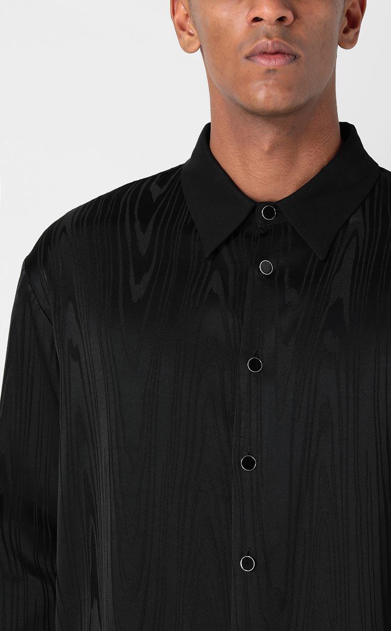 JUST CAVALLI Shirt with long sleeves Long sleeve shirt Man e