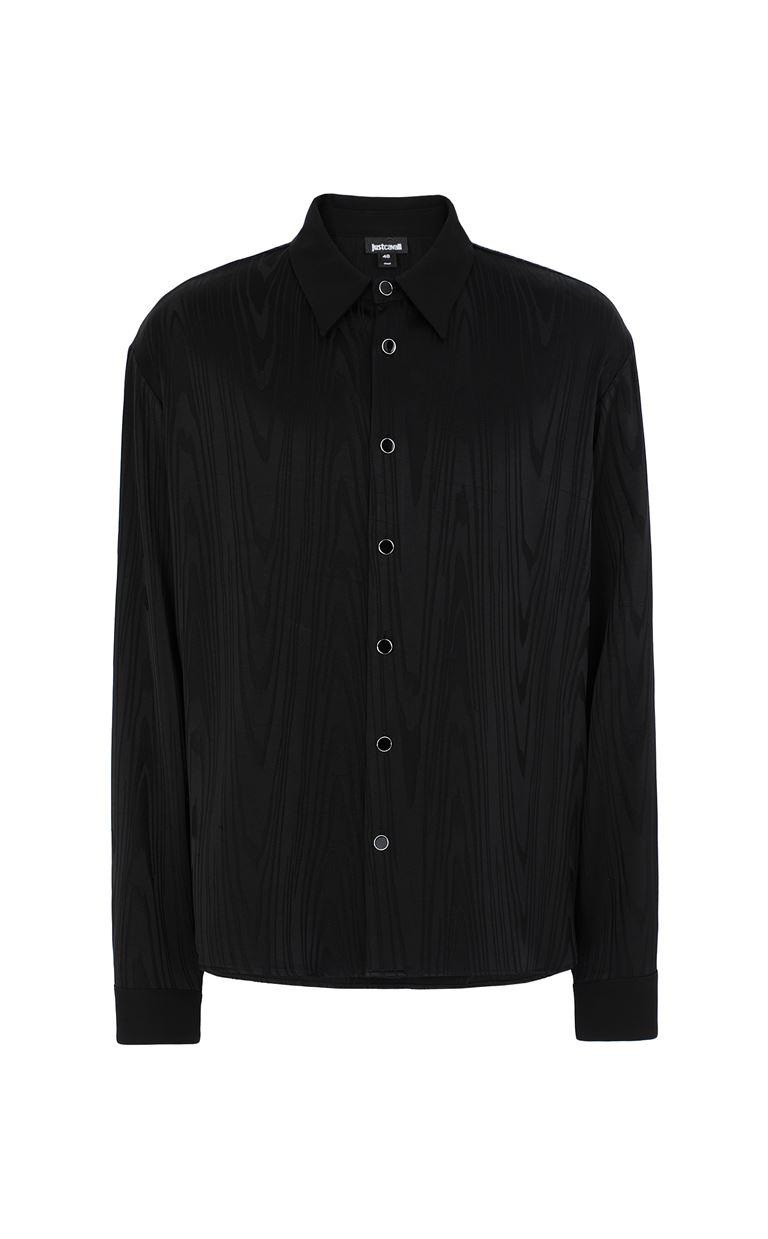 JUST CAVALLI Shirt with long sleeves Long sleeve shirt Man f
