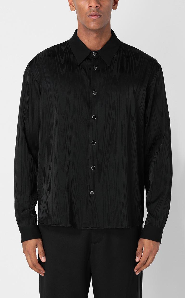 JUST CAVALLI Shirt with long sleeves Long sleeve shirt Man r