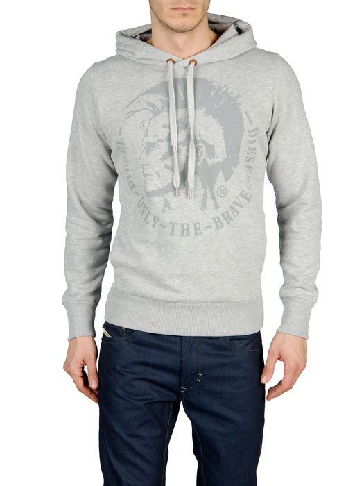 DIESEL SCENTYN-S Sweatshirts U e