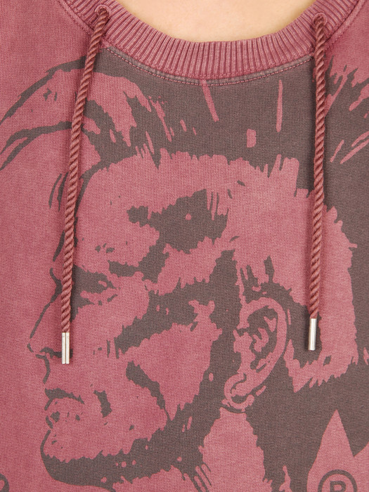 DIESEL FAFE-LS-C Sweatshirts D d