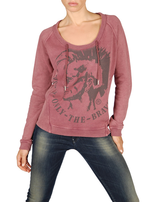 DIESEL FAFE-LS-C Sweatshirts D e