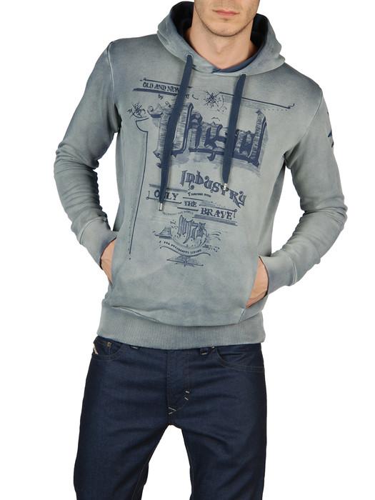 DIESEL SKAOL-S 00QYM Sweatshirts U f