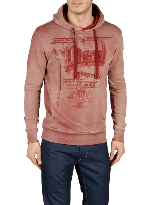 DIESEL SKAOL-S 00QYM Pull Cotton U e