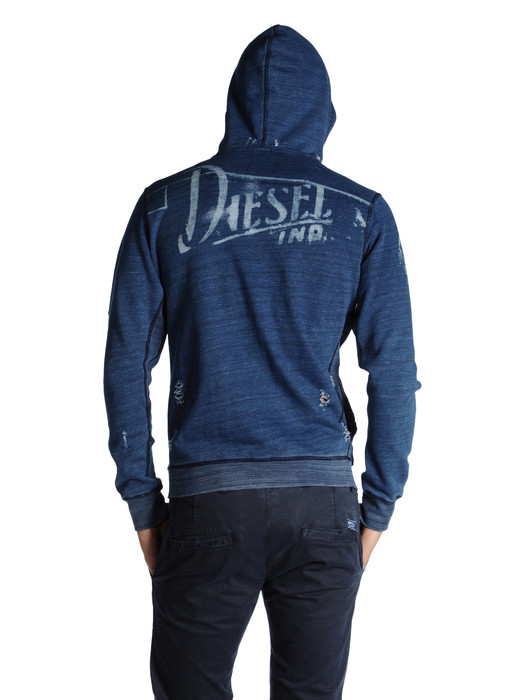 DIESEL SAPLU-RS 01MSM Sweaters U a