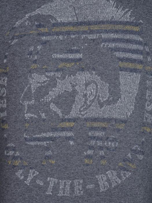 DIESEL SFERONIA-RS 00FXD Sweaters U d