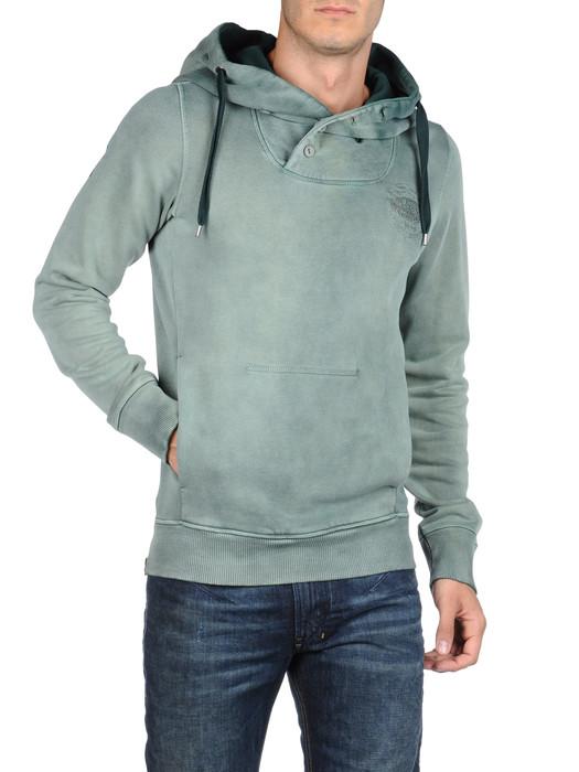DIESEL SHEKA-S 00QYM Sweatshirts U f