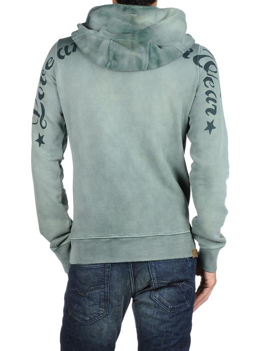 DIESEL SHEKA-S 00QYM Sweatshirts U r