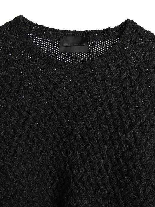 DIESEL BLACK GOLD KOMPLICE Knitwear U d
