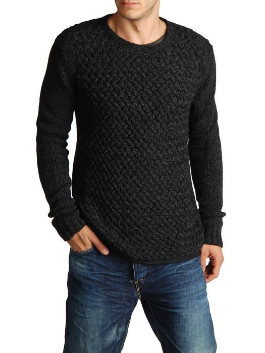 DIESEL BLACK GOLD KOMPLICE Knitwear U e