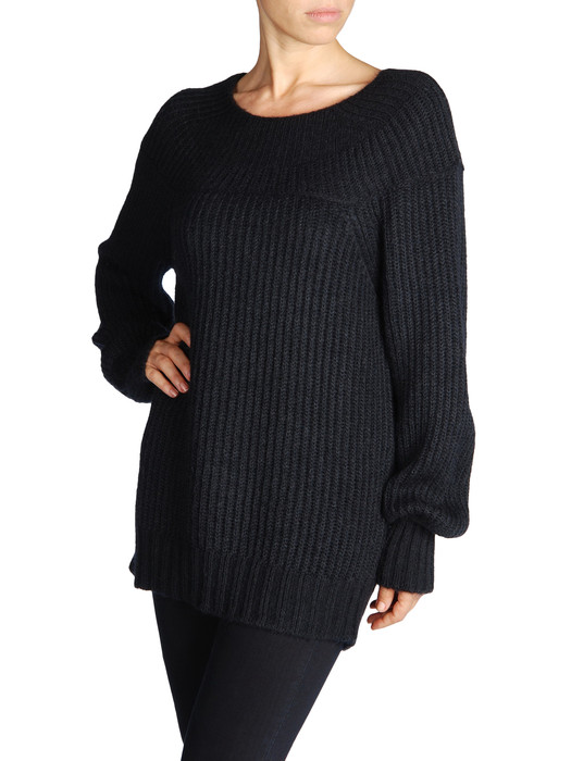 DIESEL BLACK GOLD MIMMIE Pull Maille D e