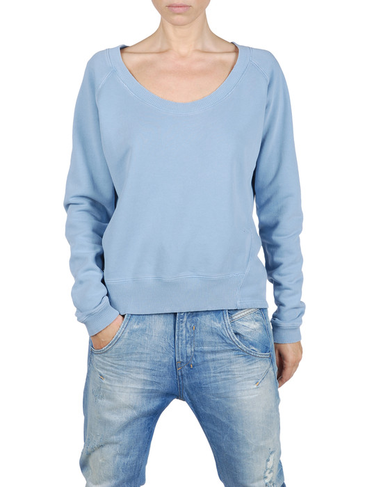 DIESEL FAFE-LS-Q Sweaters D f