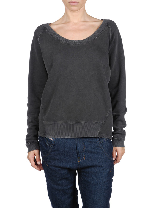 DIESEL FAFE-LS-Q Sweaters D e