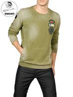 DIESEL DU-BILGE Sweatshirts U f