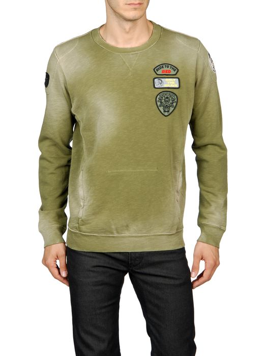 DIESEL DU-BILGE Sweaters U e