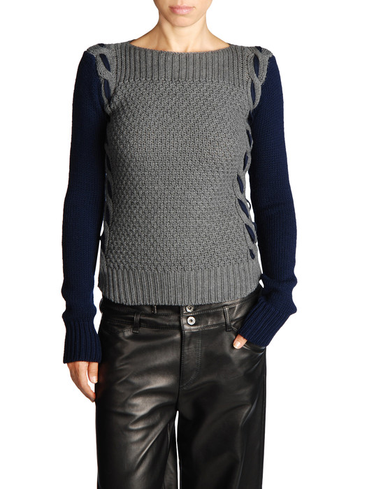 DIESEL BLACK GOLD MORRY Knitwear D e