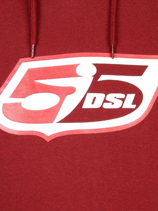 55DSL FLOGO-HOOD Sweaters U d