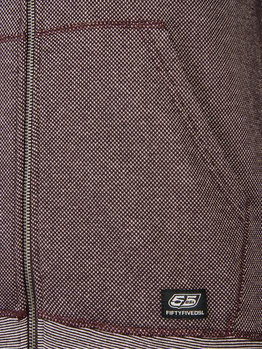 55DSL F-ESSHOODZIP Sweaters U d