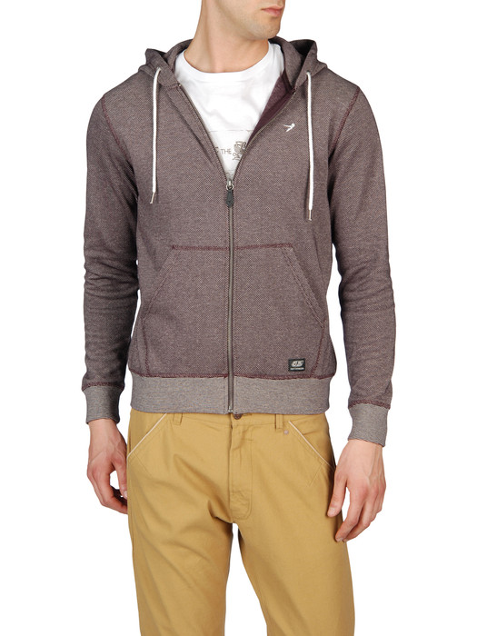 55DSL F-ESSHOODZIP Sweaters U e