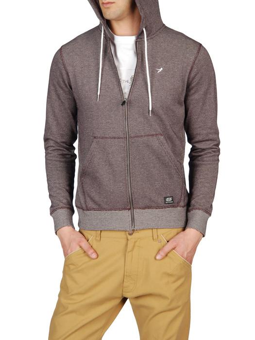 55DSL F-ESSHOODZIP Sweaters U f