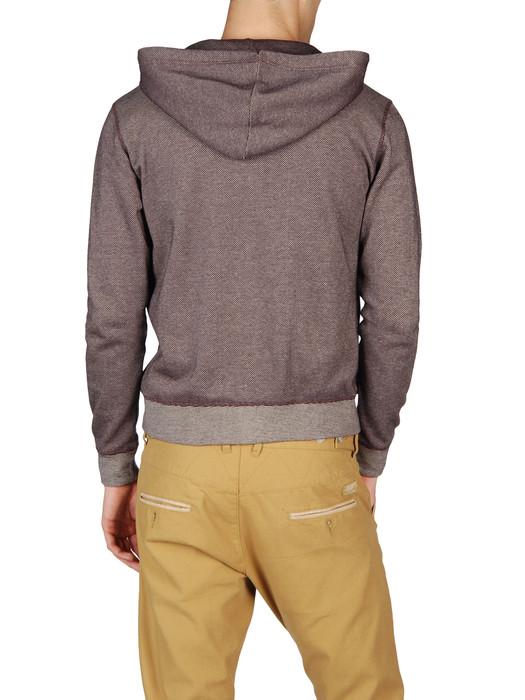 55DSL F-ESSHOODZIP Sweaters U r