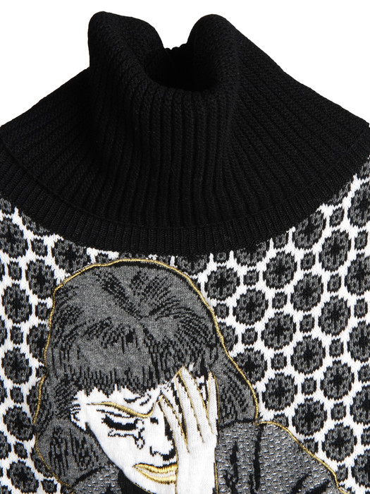 DIESEL BLACK GOLD MOLTY Knitwear D d
