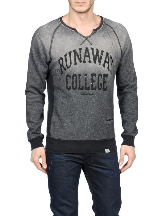 DIESEL SCHEDAR Sweaters U e