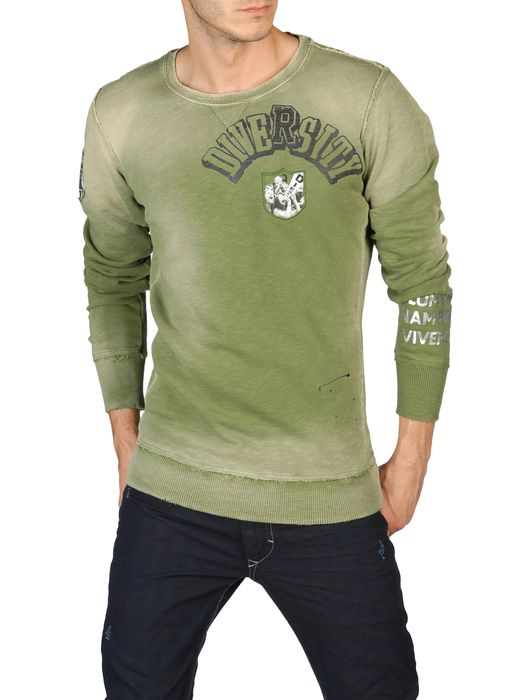 DIESEL SFRAILEA-RS Sweaters U f