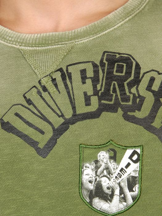 DIESEL SFRAILEA-RS Sweatshirts U d