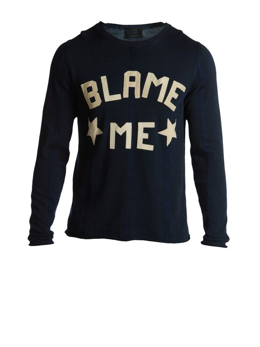 DIESEL BLACK GOLD KIMONEO Knitwear U f