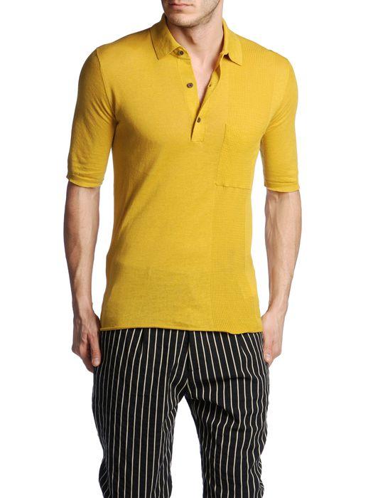 DIESEL BLACK GOLD KORINO Knitwear U e