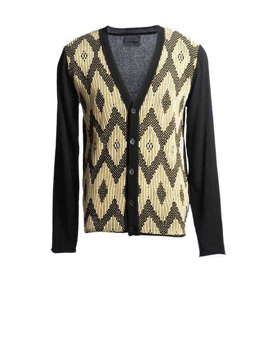 DIESEL BLACK GOLD KOTOLETTA Knitwear U f