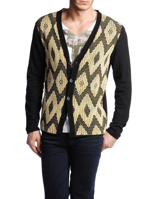 DIESEL BLACK GOLD KOTOLETTA Knitwear U e
