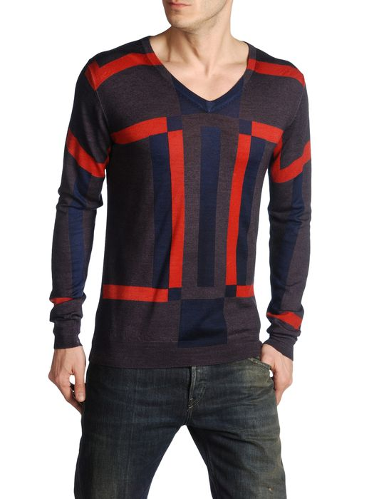 DIESEL BLACK GOLD KATIANA-MAGIC Knitwear U e