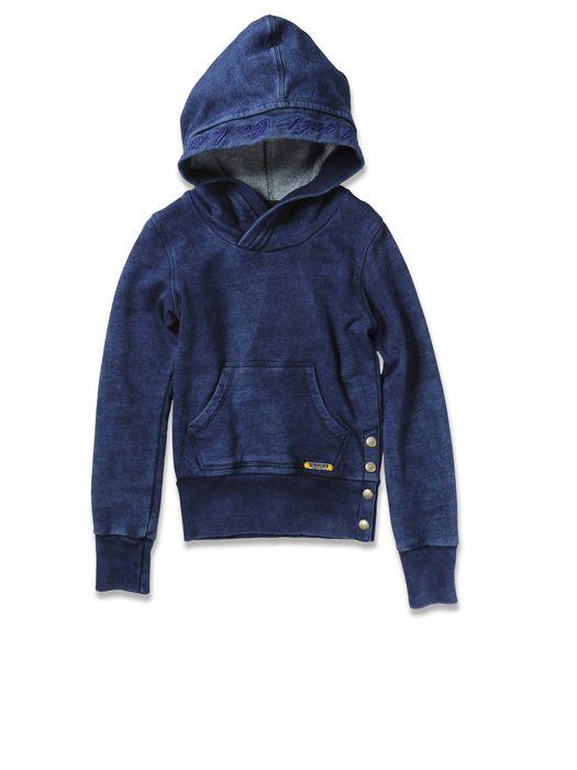 DIESEL SIZERE Sweatshirts D f