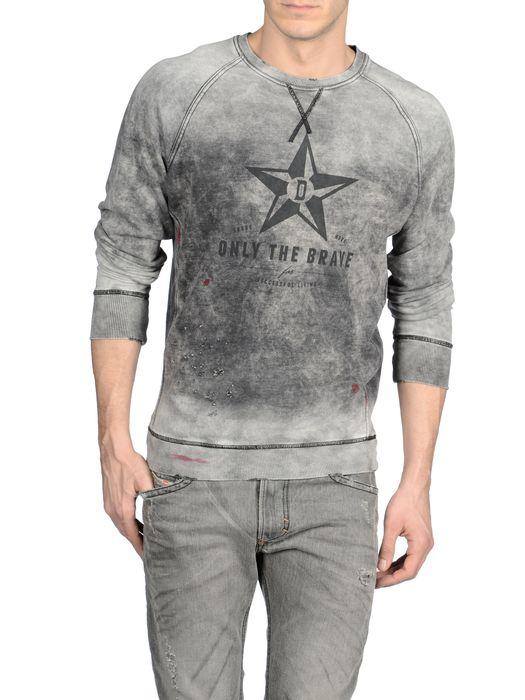 DIESEL SCHEMATIC-RS Sweaters U f