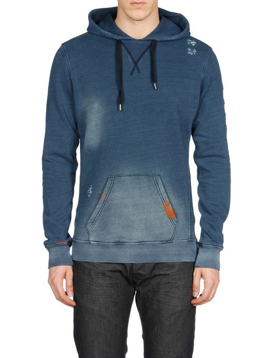 DIESEL SCREAM-RS Sudadera U e