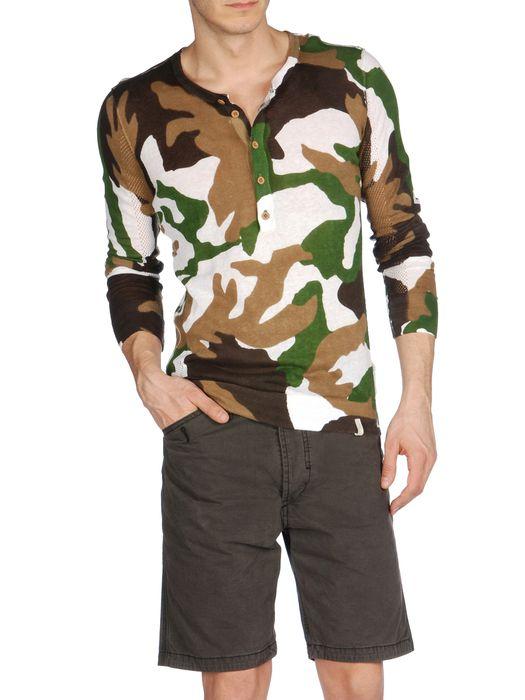 DIESEL K-CANOPO Pullover U f