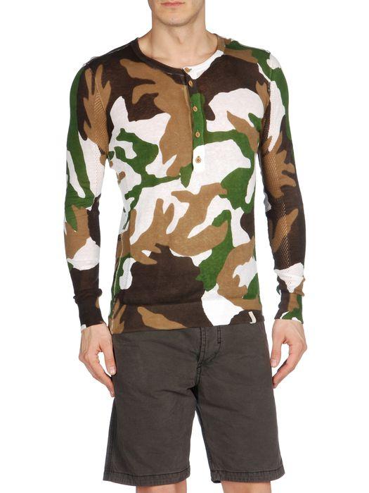 DIESEL K-CANOPO Knitwear U e