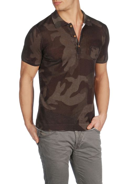 DIESEL K-CANOA Pull Maille U f