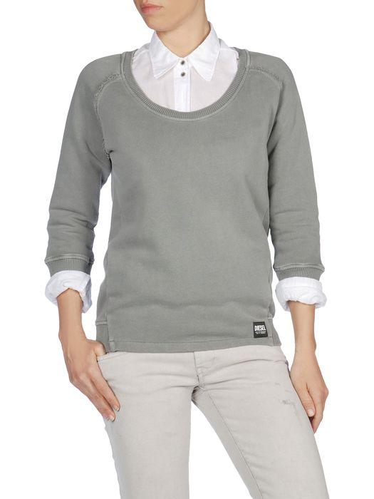 DIESEL FAFE-LS-D Sweatshirts D f