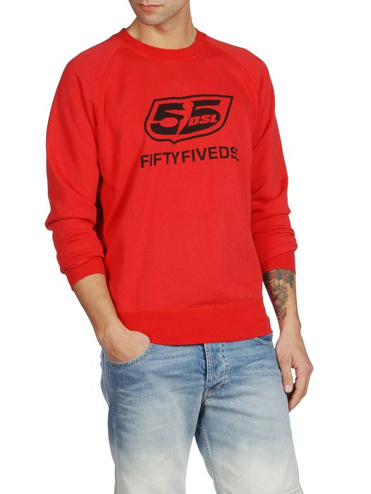 55DSL F-ONECREW Pull Cotton U f