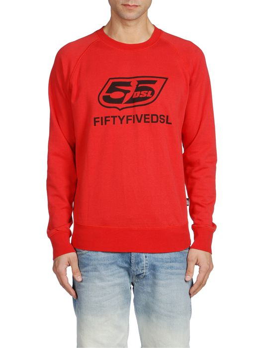 55DSL F-ONECREW Pull Cotton U e