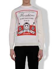 Crewneck sweater Man MOSCHINO