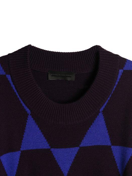 DIESEL BLACK GOLD KHRISALIS-STAR Knitwear U d