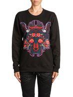 DIESEL BLACK GOLD FOTIC-A Sweatshirts D e