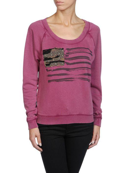 DIESEL F-EDVI-C Sweaters D e