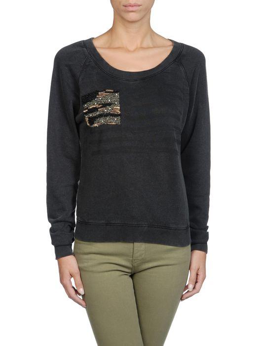 DIESEL F-EDVI-C Sweatshirts D e